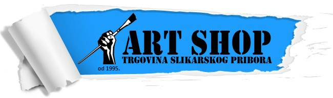 ART SHOP slikarski pribor