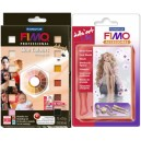 Fimo Professional DollArt set skin colors+kalup